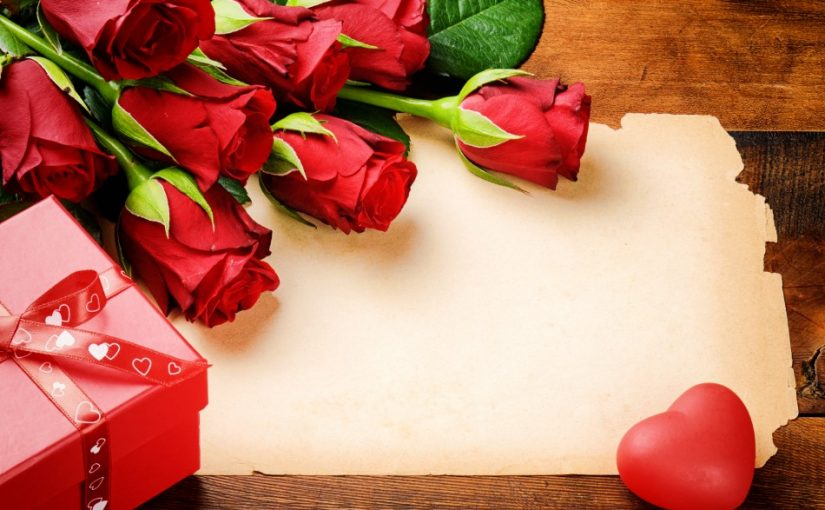 Valentinsgave til hende